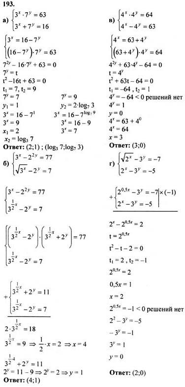 ГДЗ по Геометрии за 7-9 класс: Атанасян Л.С.
