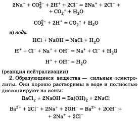 Реферат реакции ионного обмена 1324