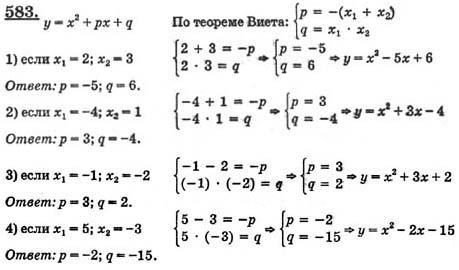 гдз алгебра 8 класс алимов колягин сидоров